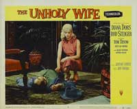 Unholy Wife, The - 11 x 14 Movie Poster - Style C