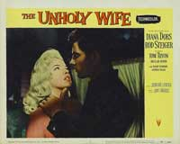 Unholy Wife, The - 11 x 14 Movie Poster - Style D