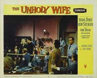 Unholy Wife, The - 11 x 14 Movie Poster - Style E