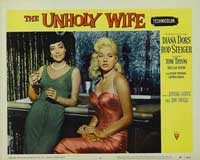 Unholy Wife, The - 11 x 14 Movie Poster - Style F