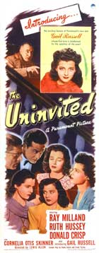 The Uninvited - 14 x 36 Movie Poster - Insert Style A