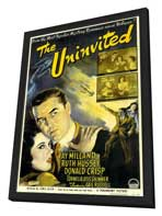The Uninvited - 11 x 17 Movie Poster - Style A - in Deluxe Wood Frame