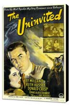 The Uninvited - 11 x 17 Movie Poster - Style A - Museum Wrapped Canvas