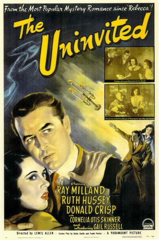 The Uninvited (US Blu-ray Review) - Diabolique Magazine |The Uninvited Movie 1944