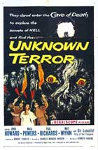 Unknown Terror, The - 11 x 17 Movie Poster - Style A