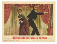 The Unsinkable Molly Brown - 11 x 14 Movie Poster - Style B
