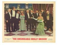 The Unsinkable Molly Brown - 11 x 14 Movie Poster - Style D