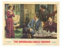 The Unsinkable Molly Brown - 11 x 14 Movie Poster - Style F