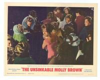 The Unsinkable Molly Brown - 11 x 14 Movie Poster - Style G