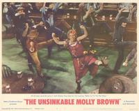 The Unsinkable Molly Brown - 11 x 14 Movie Poster - Style H