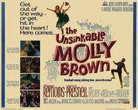 The Unsinkable Molly Brown - 11 x 14 Movie Poster - Style I