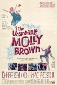 The Unsinkable Molly Brown - 27 x 40 Movie Poster - Style A