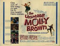 The Unsinkable Molly Brown - 22 x 28 Movie Poster - Half Sheet Style A