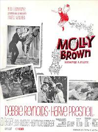 The Unsinkable Molly Brown - 11 x 17 Movie Poster - Spanish Style A