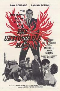 The Unstoppable Man - 11 x 17 Movie Poster - Style A