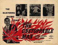 The Unstoppable Man - 11 x 14 Movie Poster - Style A