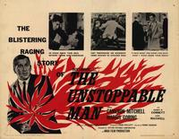 The Unstoppable Man - 22 x 28 Movie Poster - Half Sheet Style A