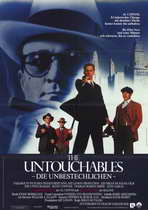 The Untouchables - 11 x 17 Movie Poster - Style B