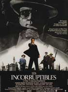 The Untouchables - 11 x 17 Movie Poster - French Style A