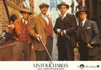 The Untouchables - 11 x 14 Poster German Style B
