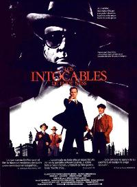 The Untouchables - 11 x 17 Movie Poster - Spanish Style A