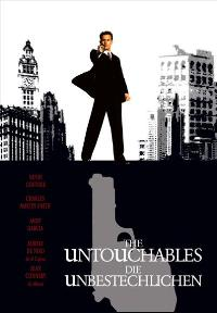 The Untouchables - 11 x 17 Movie Poster - German Style B