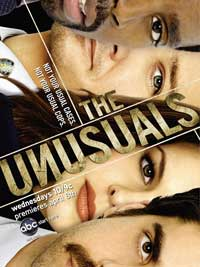 The Unusuals (TV) - 11 x 17 TV Poster - Style B
