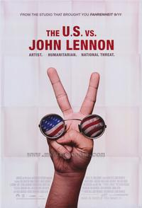 The U.S. vs. John Lennon - 43 x 62 Movie Poster - Bus Shelter Style A