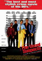 The Usual Suspects - 11 x 17 Movie Poster - Style B