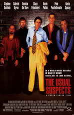 The Usual Suspects - 11 x 17 Movie Poster - Style A