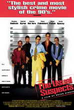 The Usual Suspects - 27 x 40 Movie Poster - Style B