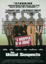 The Usual Suspects - 11 x 17 Movie Poster - Style C