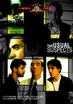 The Usual Suspects - 27 x 40 Movie Poster - Style E