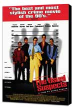 The Usual Suspects - 11 x 17 Movie Poster - Style B - Museum Wrapped Canvas