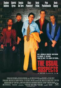 The Usual Suspects - 43 x 62 Movie Poster - Bus Shelter Style A