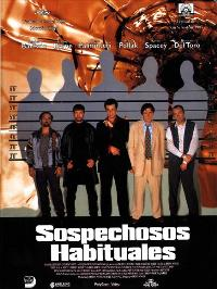 The Usual Suspects - 11 x 17 Movie Poster - Spanish Style A
