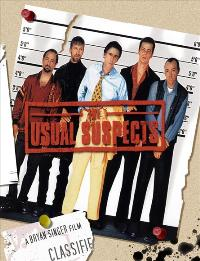 The Usual Suspects - 11 x 17 Movie Poster - Style E