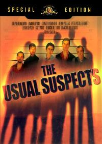 The Usual Suspects - 27 x 40 Movie Poster - Style D
