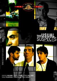 The Usual Suspects - 11 x 17 Movie Poster - Style G
