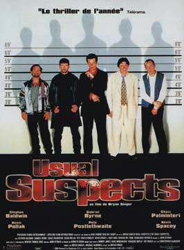 The Usual Suspects - 11 x 17 Movie Poster - French Style A