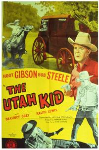 The Utah Kid - 11 x 14 Movie Poster - Style A