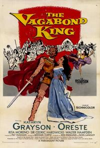 The Vagabond King - 27 x 40 Movie Poster - Style A
