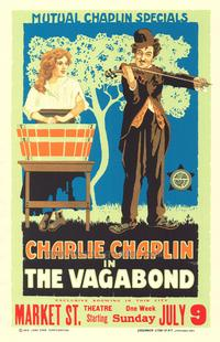 The Vagabond - 27 x 40 Movie Poster - Style A