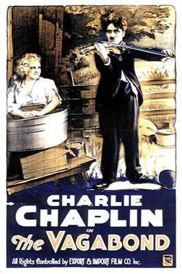 The Vagabond - 11 x 17 Movie Poster - Style B