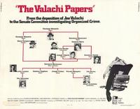 The Valachi Papers - 11 x 14 Movie Poster - Style A