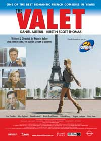 The Valet - 11 x 17 Movie Poster - Australian Style A