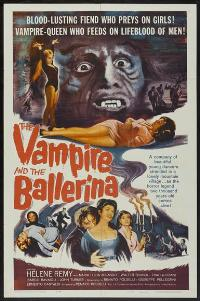 Vampire and the Ballerina - 27 x 40 Movie Poster - Style A