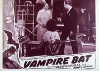 The Vampire Bat - 11 x 14 Movie Poster - Style A