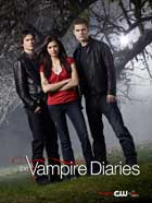 The Vampire Diaries (TV) - 11 x 17 TV Poster - Style V