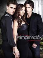 The Vampire Diaries (TV) - 11 x 17 TV Poster - Hungarian Style K